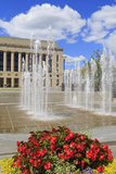 Metro Courthouse Public Square, Nashville, Tennessee, United States of America, North America Photographic Print by Richard Cummins