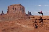 Richard Maschmeyer - Monument Valley Navajo Tribal Park, Utah, United States of America, North America Fotografická reprodukce