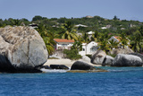 The Baths, Virgin Gorda, British Virgin Islands, West Indies, Caribbean Photographic Print by Jean-Pierre DeMann