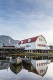 The Norwegian Fishing Town of Petersburg, Southeast Alaska, Usa Photographic Print by Michael Nolan