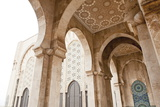 Interior of Hassan Ii Mosque, Casablanca, Morocco, Africa Photographic Print by Ben Pipe