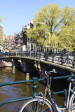 Brouwersgracht Canal, Amsterdam, Netherlands, Europe Photographic Print by Amanda Hall