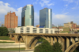 Downtown Skyline, Knoxville, Tennessee, United States of America, North America Photographic Print by Richard Cummins