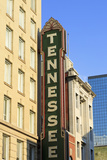 Tennessee Theater on Gay Street, Knoxville, Tennessee, United States of America, North America Photographic Print by Richard Cummins