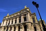 Opera Garnier, Paris, France, Europe Photographic Print by Neil Farrin