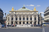 Opera Garnier, Paris, France, Europe Photographic Print by Gabrielle and Michel Therin-Weise