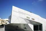 The New Wing of Tel Aviv Museum of Arts, Israel, Middle East Photographic Print by Yadid Levy