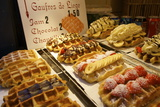 Waffles, Brussels, Belgium, Europe Photographic Print by Neil Farrin