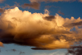 Clouds Above Dominica, West Indies, Caribbean, Central America Photographic Print by Lisa Collins