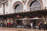 Gare De Lyon Railway Station in Central Paris, France, Europe Photographic Print by Julian Elliott