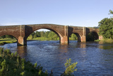 Eden Bridge, Lazonby, Eden Valley, Cumbria, England, United Kingdom, Europe Photographic Print by James Emmerson