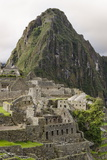 Machu Picchu, UNESCO World Heritage Site, Near Aguas Calientes, Peru, South America Photographic Print by Michael DeFreitas