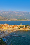 Old Town (Stari Grad), Budva, Montenegro, Europe Photographic Print by Alan Copson