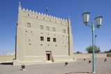 Al Murabbaa Heritage Fort, Al Ain, Abu Dhabi, United Arab Emirates, Middle East Photographic Print by Frank Fell
