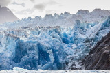 South Sawyer Glacier Photographic Print by Michael Nolan