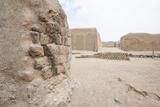 Ruins of Chan Chan Pre-Columbian Archaeological Site Near Trujillo, Peru, South America Photographic Print by Michael DeFreitas