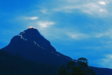 Adams Peak, Sri Lanka, Asia Photographic Print by Christian Kober