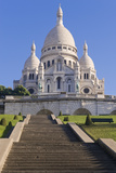 Basilica Sacre Coeur, Montmartre, Paris, France, Europe Photographic Print by Gabrielle and Michel Therin-Weise