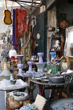 The Flea Market in Jaffa, Tel Aviv, Israel, Middle East Photographic Print by Yadid Levy