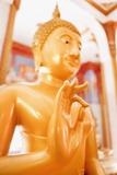 Statue, Karon Beach, Buddhist Temple, Phuket Island, Phuket, Thailand, Southeast Asia, Asia Photographic Print by Andrew Stewart