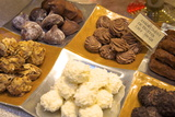 Chocolate Truffles in a Sweet Shop, Brussels, Belgium, Europe Photographic Print by Neil Farrin