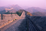 Great Wall of China, UNESCO World Heritage Site, Near Beijing, China, Asia Photographic Print by Nancy Brown