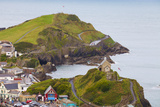 View over Ilfracombe, Devon, England, United Kingdom, Europe Photographic Print by Miles Ertman