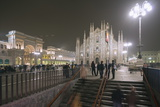 Duomo (Milan Cathedral), Milan, Lombardy, Italy, Europe Reproduction photographique par Christian Kober
