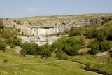 Malham Cove Photographic Print by Tony Waltham