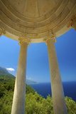Archduke's Rotunda, Son Marroig, Mallorca, Spain, Europe Photographic Print by Neil Farrin