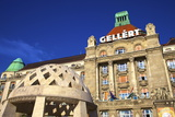Gellert Hotel and Spa, Budapest, Hungary, Europe Photographic Print by Neil Farrin