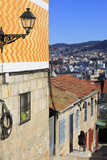 Historic Centre, Vigo, Galicia, Spain, Europe Lámina fotográfica por Cummins, Richard