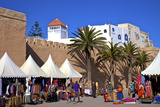 Market, Essaouira, Morocco, North Africa, Africa Photographic Print by Neil Farrin