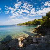 Kolocep Island (Kalamota) Photographic Print by Matthew Williams-Ellis