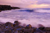 The Burren Coastline Near Doolin, County Clare, Munster, Republic of Ireland, Europe Photographic Print by Richard Cummins