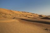 Wahiba Sand Dunes, Oman, Middle East Photographic Print by Angelo Cavalli