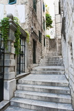 Dubrovnik Old Town, One of the Narrow Side Streets, Dubrovnik, Croatia, Europe Fotografisk trykk av Matthew Williams-Ellis