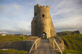 Aberystwyth Castle, Ceredigion, West Wales, United Kingdom, Europe Photographic Print by Billy Stock