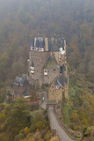 Eltz Castle in Autumn, Rheinland-Pfalz, Germany, Europe Photographic Print by Miles Ertman