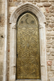 Door Detail at Old Jaffa, Tel Aviv, Israel, Middle East Photographic Print by Yadid Levy