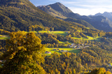 View of Berchtesgaden, Bavaria, Germany, Europe Photographic Print by Miles Ertman