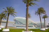 Viceroy Hotel, Yas Island, Abu Dhabi, United Arab Emirates, Middle East Photographic Print by Frank Fell