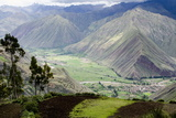 Sacred Valley Peru, South America Photographic Print by Michael DeFreitas