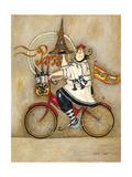 Paris Bistro II Giclee Print by Jennifer Garant