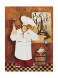 Bon Appetit Giclee Print by Jennifer Garant