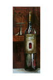 Old World Merlot Giclee Print by Jennifer Garant