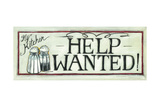 Help Wanted Giclee Print by Jennifer Garant