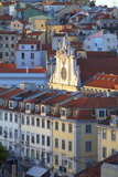 St. Dominic's Church, Lisbon, Portugal, South West Europe Photographic Print by Neil Farrin