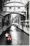 Bridge of Sighs - Venice Stretched Canvas Print