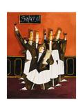 Salute Giclee Print by Jennifer Garant